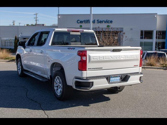 2019 Chevrolet Silverado 1500 Crew Cab 4x4, Pickup #177493A - photo 2