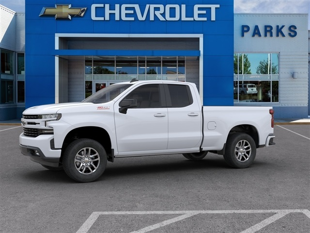2020 Silverado 1500 Double Cab 4x4, Pickup #185815 - photo 3