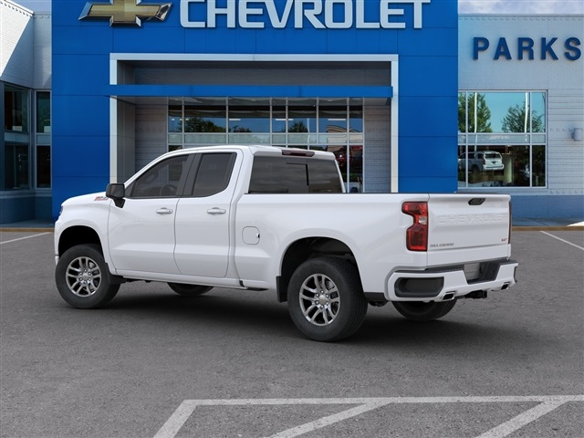 2020 Silverado 1500 Double Cab 4x4, Pickup #185815 - photo 4