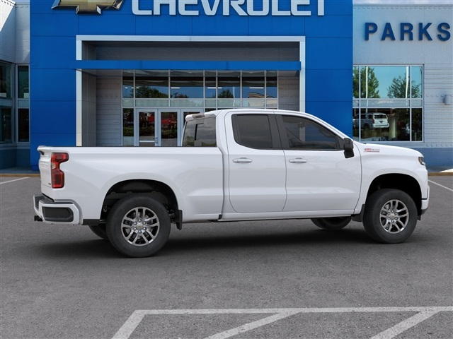 2020 Silverado 1500 Double Cab 4x4, Pickup #185815 - photo 5