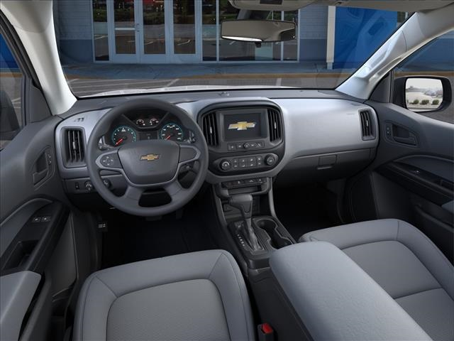 2021 Chevrolet Colorado Extended Cab 4x4, Pickup #186754 - photo 12