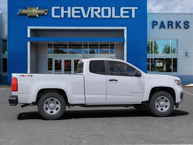 2021 Chevrolet Colorado Extended Cab 4x4, Pickup #186754 - photo 5