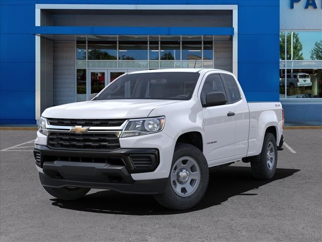 2021 Chevrolet Colorado Extended Cab 4x4, Pickup #186754 - photo 6