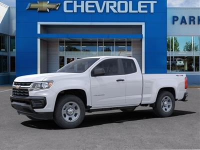 2021 Chevrolet Colorado Extended Cab 4x4, Pickup #186754 - photo 3