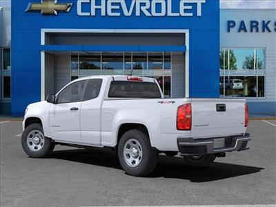 2021 Chevrolet Colorado Extended Cab 4x4, Pickup #186754 - photo 4