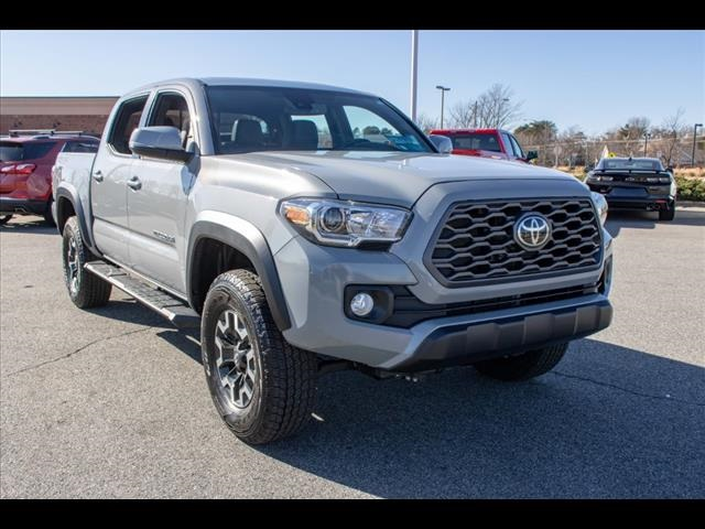 2020 Toyota Tacoma Double Cab 4x4, Pickup #190095A - photo 15