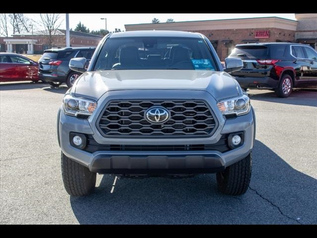 2020 Toyota Tacoma Double Cab 4x4, Pickup #190095A - photo 17
