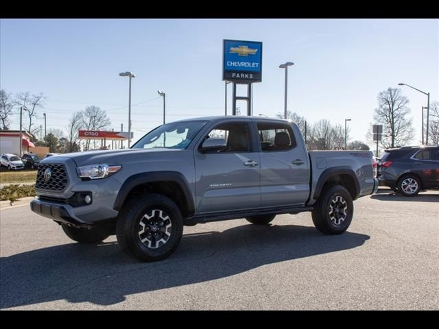 2020 Toyota Tacoma Double Cab 4x4, Pickup #190095A - photo 4
