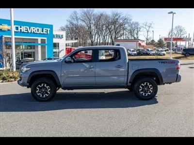 2020 Toyota Tacoma Double Cab 4x4, Pickup #190095A - photo 5