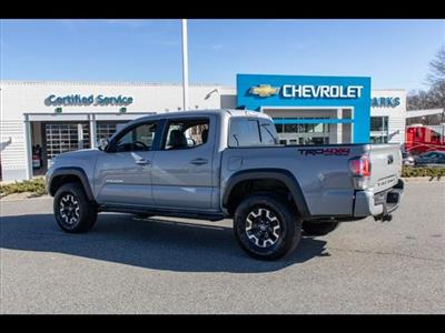 2020 Toyota Tacoma Double Cab 4x4, Pickup #190095A - photo 2