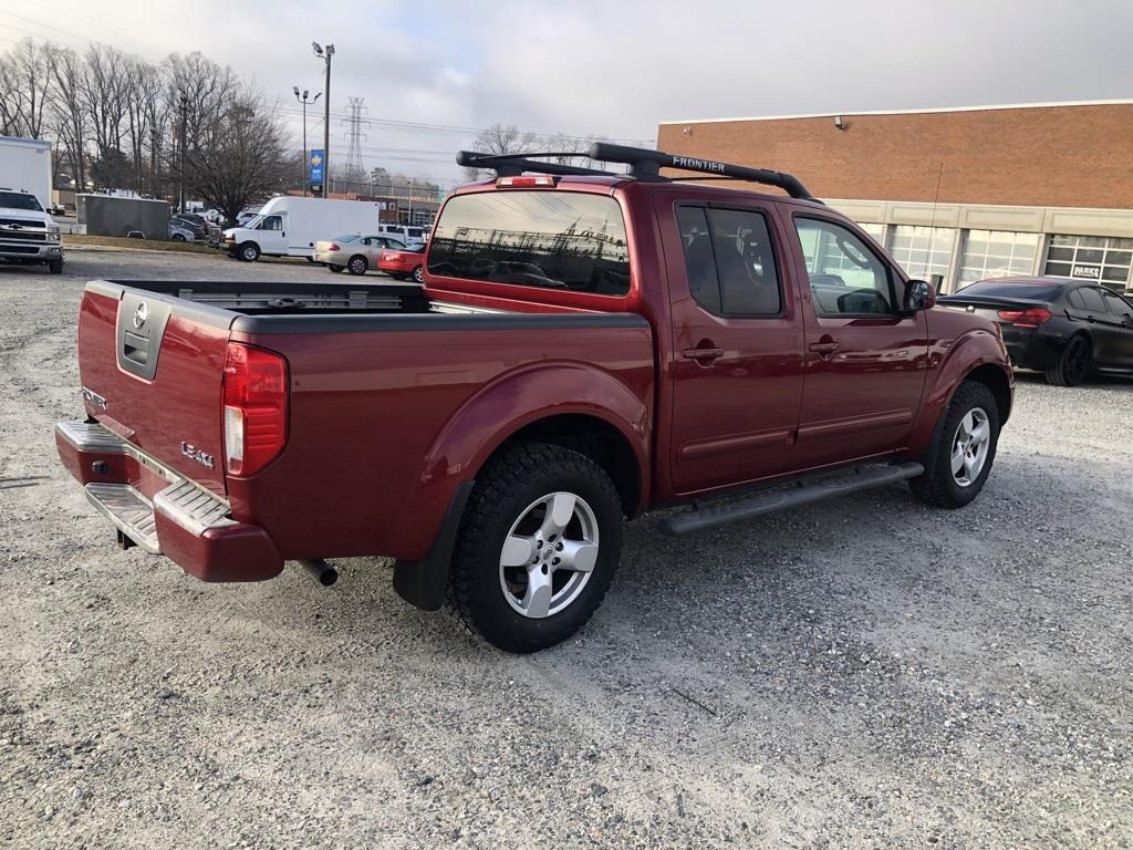 2007 Nissan Frontier 4x4, Pickup #190534A - photo 13