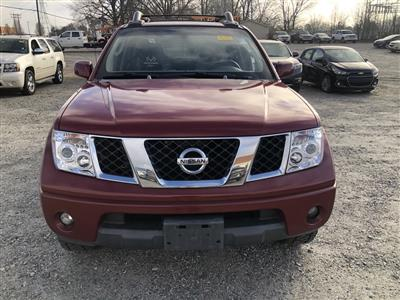 2007 Nissan Frontier 4x4, Pickup #190534A - photo 18