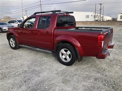 2007 Nissan Frontier 4x4, Pickup #190534A - photo 2