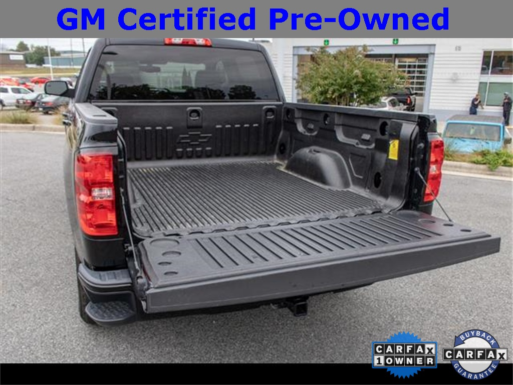 2018 Chevrolet Silverado 1500 Crew Cab 4x4, Pickup #191523A - photo 11