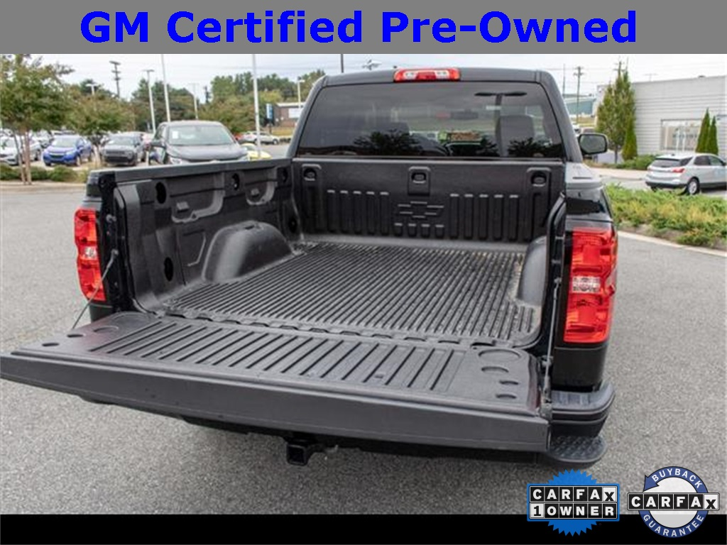 2018 Chevrolet Silverado 1500 Crew Cab 4x4, Pickup #191523A - photo 12