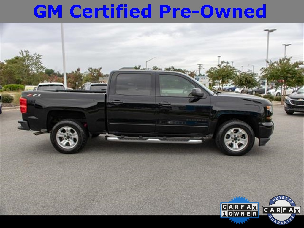 2018 Chevrolet Silverado 1500 Crew Cab 4x4, Pickup #191523A - photo 4