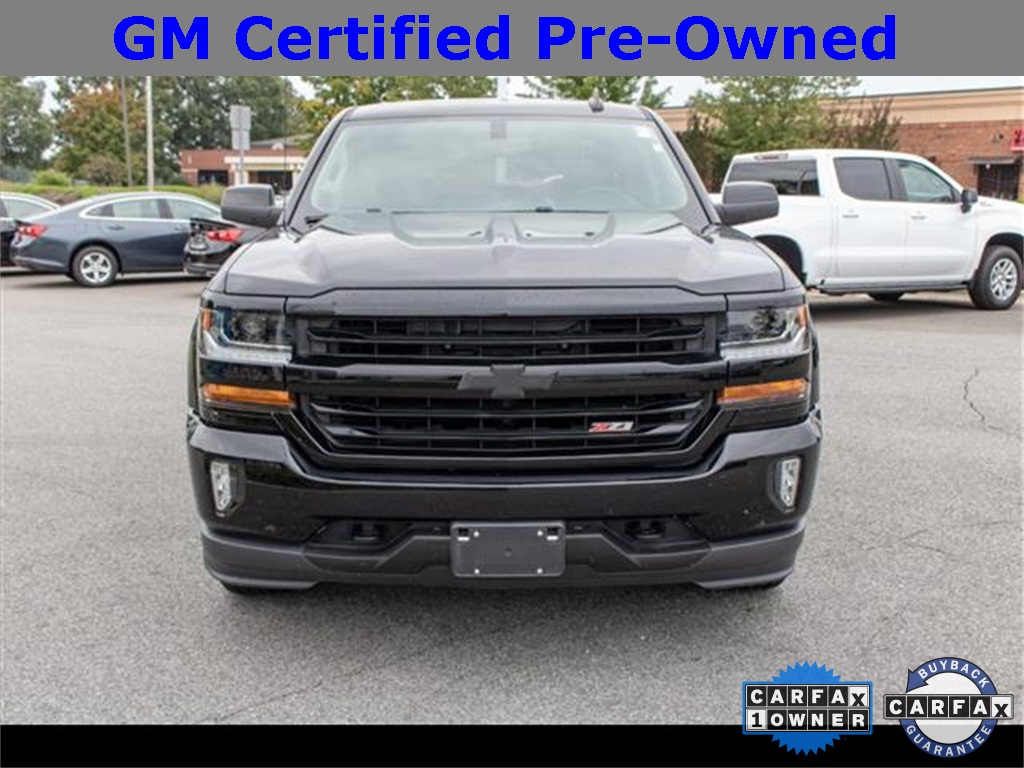 2018 Chevrolet Silverado 1500 Crew Cab 4x4, Pickup #191523A - photo 19