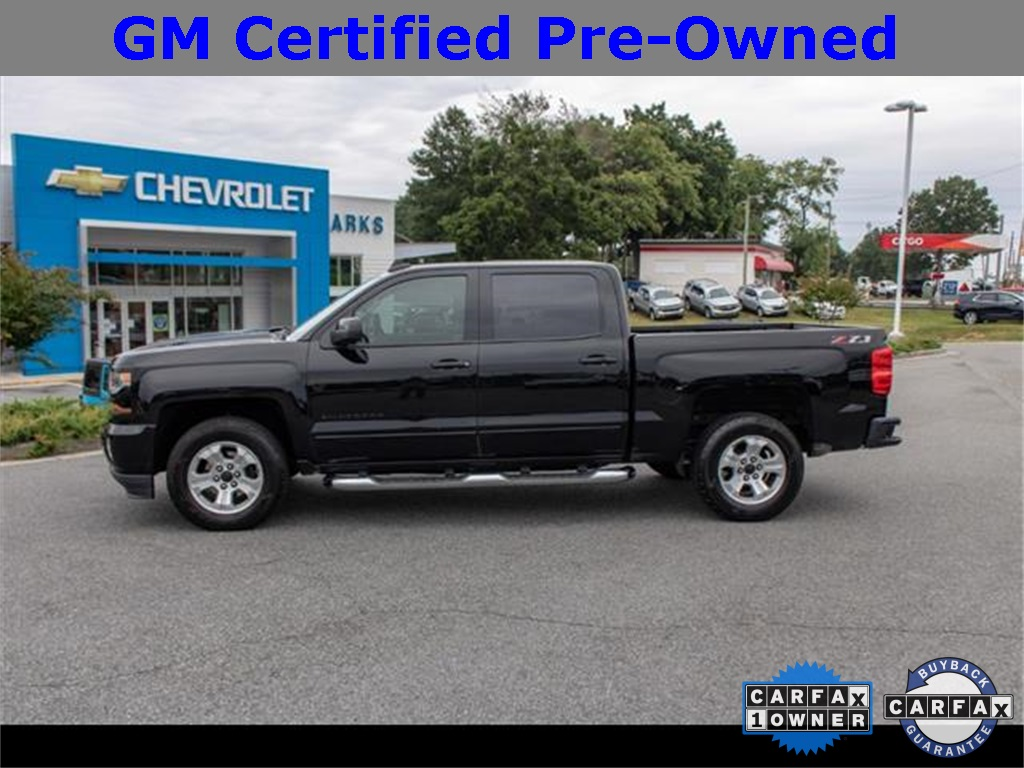 2018 Chevrolet Silverado 1500 Crew Cab 4x4, Pickup #191523A - photo 6
