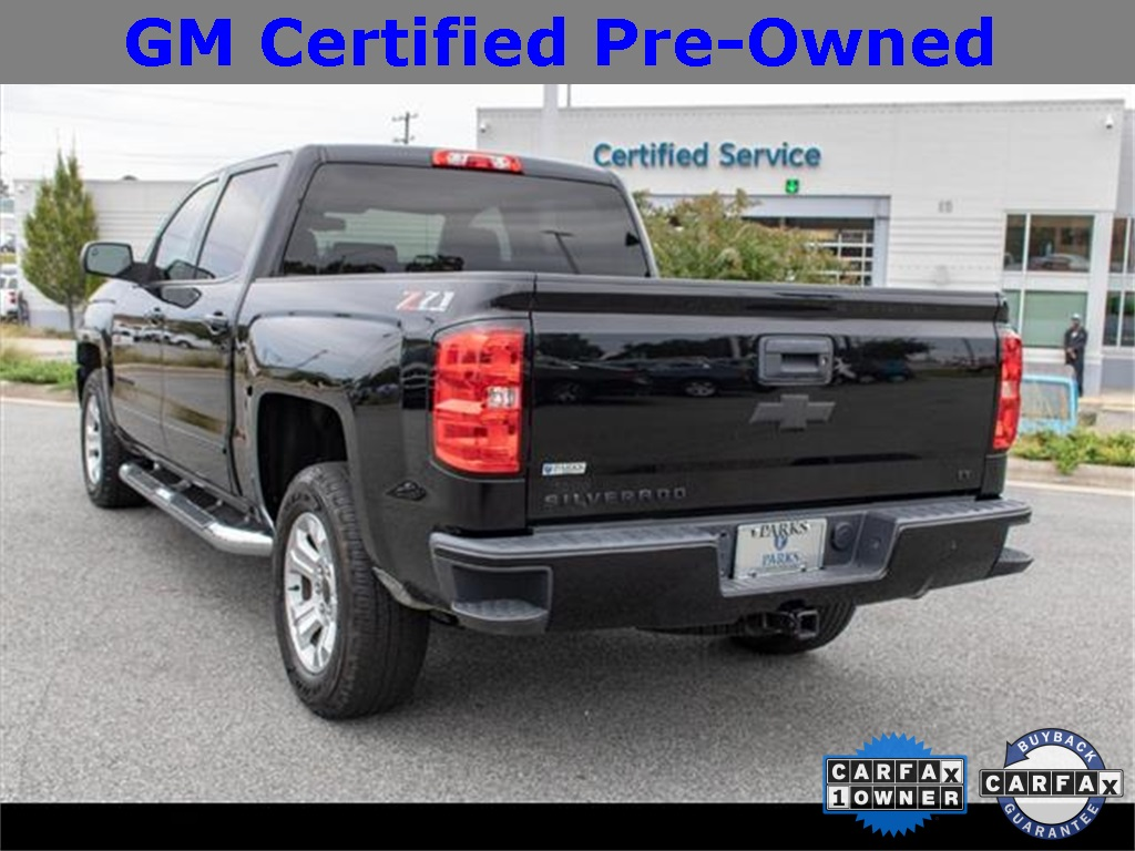 2018 Chevrolet Silverado 1500 Crew Cab 4x4, Pickup #191523A - photo 7