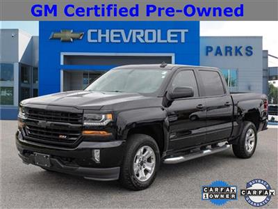 2018 Chevrolet Silverado 1500 Crew Cab 4x4, Pickup #191523A - photo 1