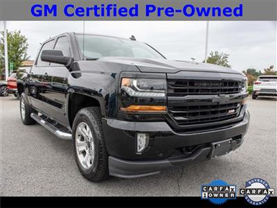 2018 Chevrolet Silverado 1500 Crew Cab 4x4, Pickup #191523A - photo 17