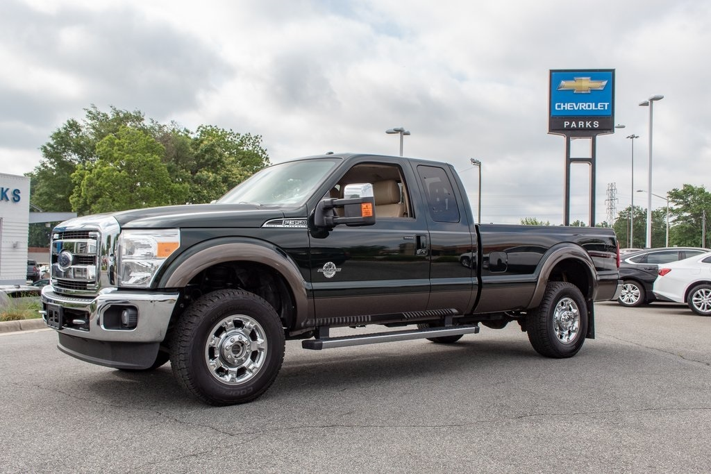 2016 F-350 Super Cab 4x4,  Pickup #1K3218 - photo 4