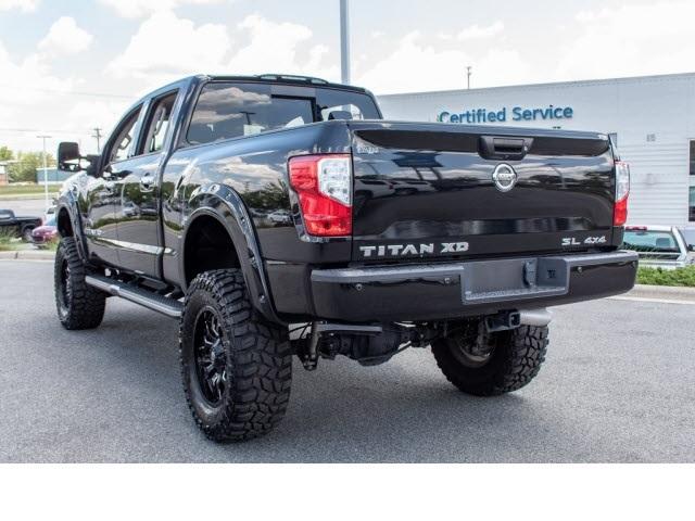 2017 Titan XD Crew Cab,  Pickup #1K3402 - photo 1