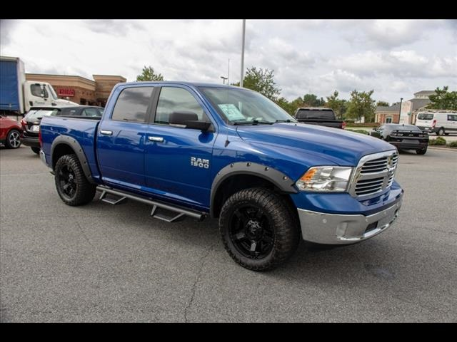 2017 Ram 1500 Crew Cab 4x4, Pickup #7K4645 - photo 15