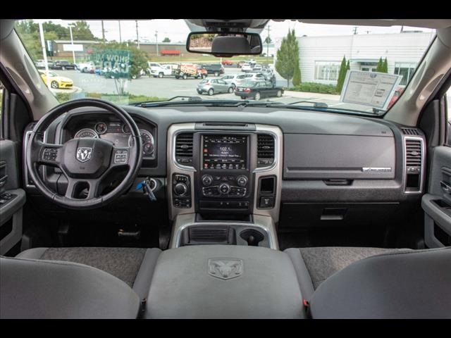 2017 Ram 1500 Crew Cab 4x4, Pickup #7K4645 - photo 42
