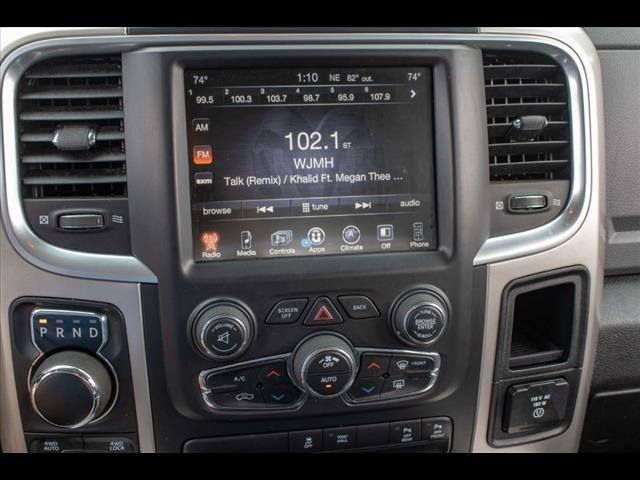 2017 Ram 1500 Crew Cab 4x4, Pickup #7K4645 - photo 54