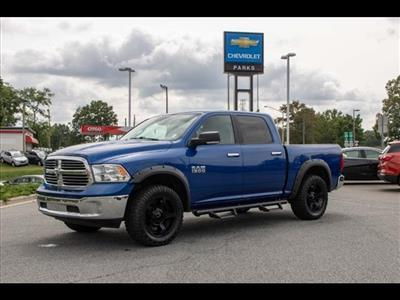 2017 Ram 1500 Crew Cab 4x4, Pickup #7K4645 - photo 6