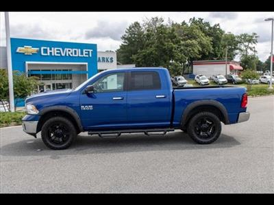 2017 Ram 1500 Crew Cab 4x4, Pickup #7K4645 - photo 4