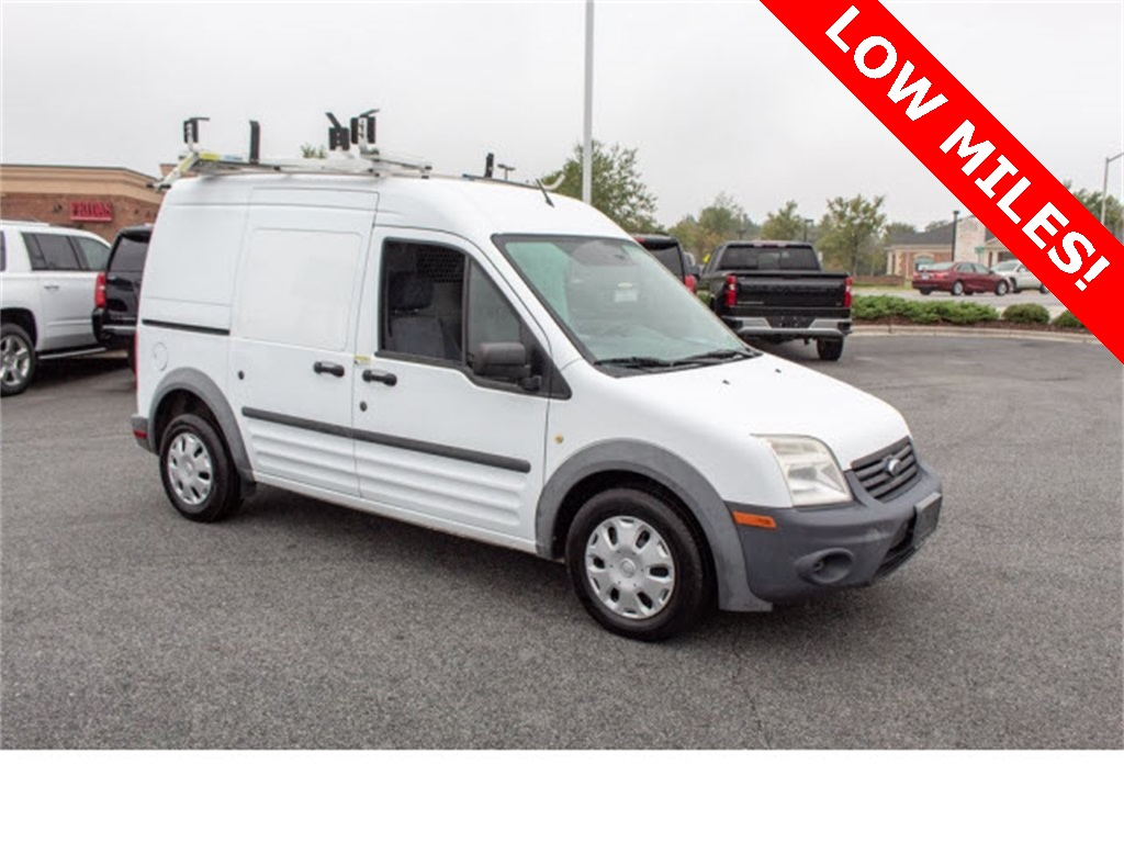 2013 Transit Connect 4x2,  Upfitted Cargo Van #1K3639 - photo 1