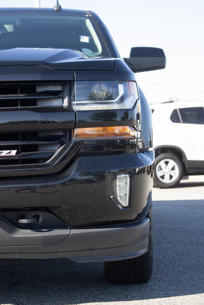 2016 Chevrolet Silverado 1500 Double Cab 4x4, Pickup #1K5292A - photo 14