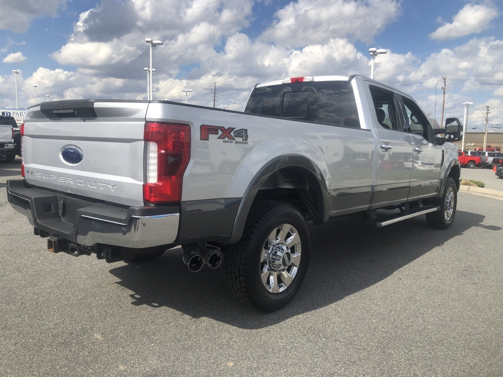 2017 F-350 Crew Cab 4x4, Pickup #1K3798 - photo 8