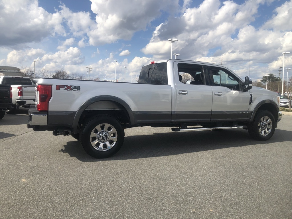 2017 F-350 Crew Cab 4x4, Pickup #1K3798 - photo 9