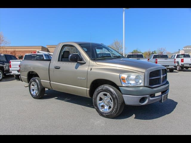 2008 Ram 1500 Regular Cab 4x2, Pickup #1K4075A - photo 11