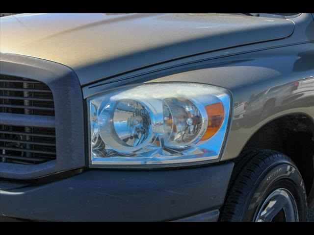2008 Ram 1500 Regular Cab 4x2, Pickup #1K4075A - photo 15