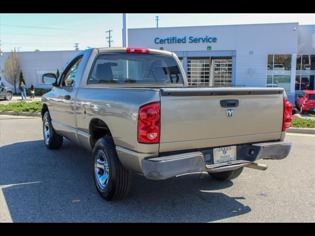 2008 Ram 1500 Regular Cab 4x2, Pickup #1K4075A - photo 6