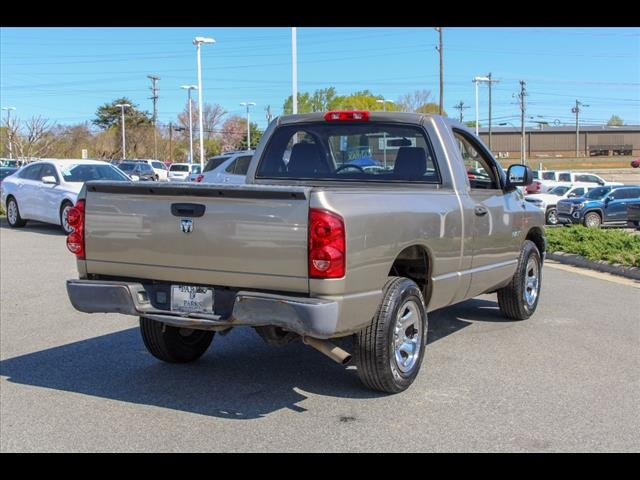 2008 Ram 1500 Regular Cab 4x2, Pickup #1K4075A - photo 8