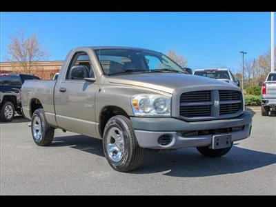 2008 Ram 1500 Regular Cab 4x2, Pickup #1K4075A - photo 12