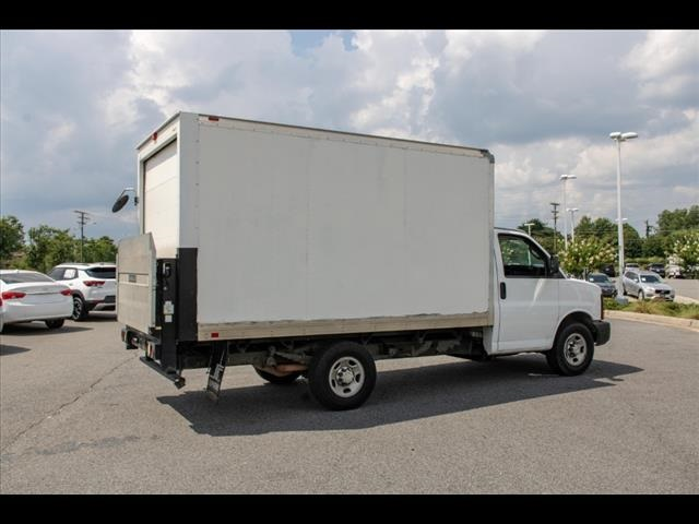 2016 Chevrolet Express 3500, Cutaway Van #1K4417 - photo 12