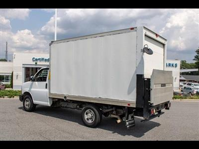 2016 Chevrolet Express 3500, Cutaway Van #1K4417 - photo 2