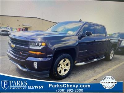 2016 Chevrolet Silverado 1500 Crew Cab 4x4, Pickup #1K4420 - photo 1
