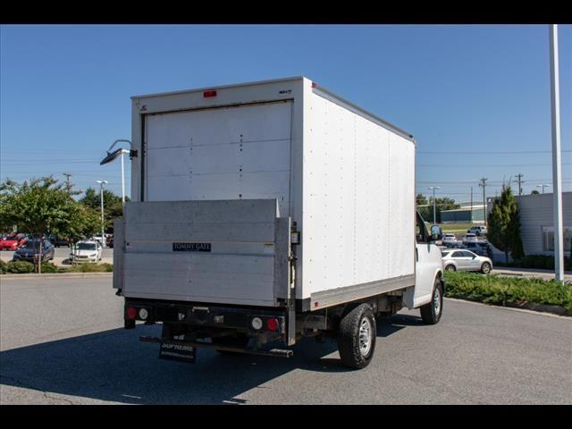2015 Chevrolet Express 3500 4x2, Cutaway Van #1K4583 - photo 14