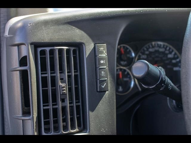 2015 Chevrolet Express 3500 4x2, Cutaway Van #1K4583 - photo 36
