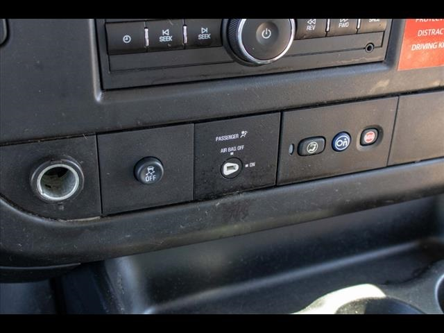 2015 Chevrolet Express 3500 4x2, Cutaway Van #1K4583 - photo 46