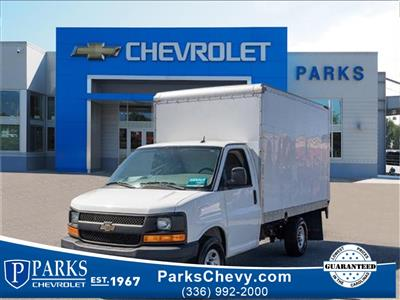 2015 Chevrolet Express 3500 4x2, Cutaway Van #1K4583 - photo 1