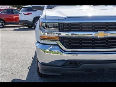 2017 Chevrolet Silverado 1500 Crew Cab 4x4, Pickup #1K4594 - photo 16
