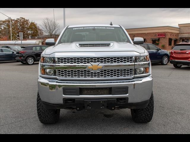2019 Chevrolet Silverado 2500 Crew Cab 4x4, Pickup #1K4665 - photo 18